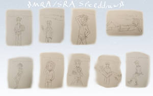 [SIA] Mega Modeling Sketchdump - Pip Edition