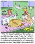 CSI: Poultry
