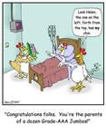 Chicken Pregnancy
