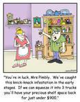 Nicknack Infestation