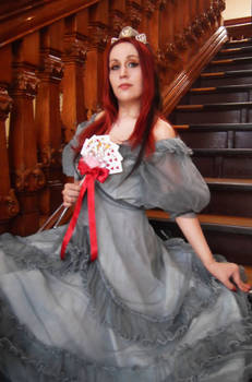 Queen of Hearts Steampunk