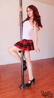 Pole Dance by CherrySteam