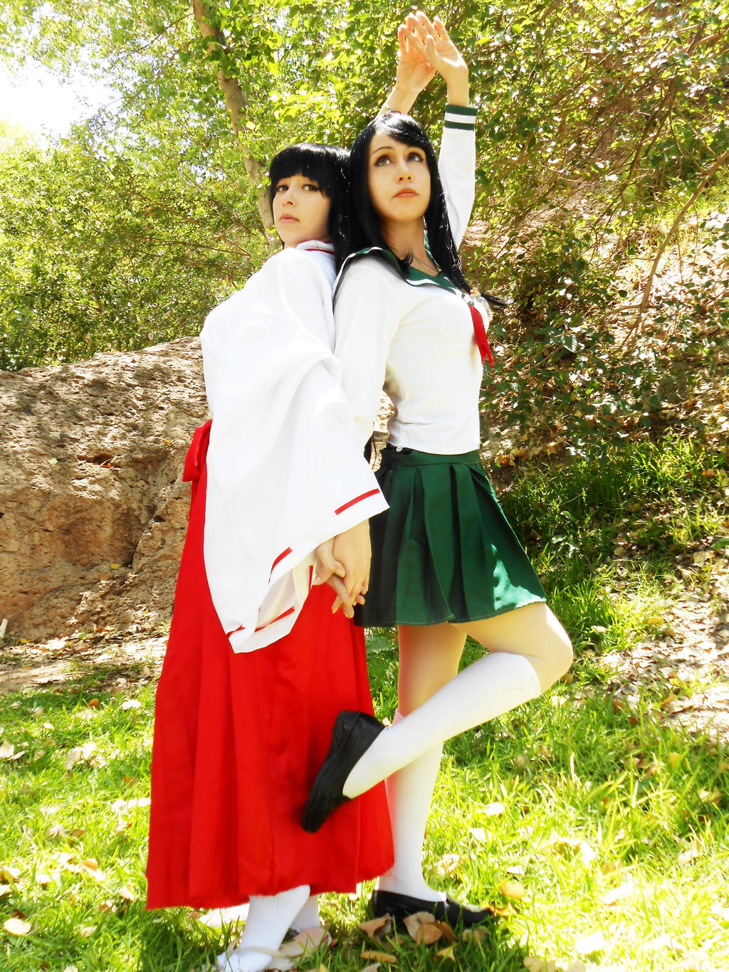 Phrase very inuyasha kagome cosplay recommend you
