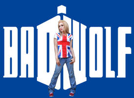 Rose Tyler Doctor Who Cosplay