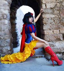 Snow White Steampunk