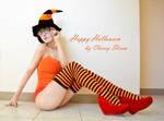 Velma Cosplay Happy Halloween