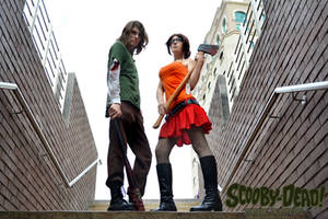 Scooby Dead Zombie Hunters  Shaggy and Velma