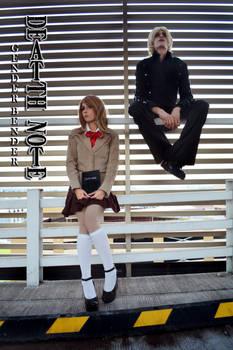 Death Note Gender Bender Cosplay