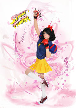 Snow White Street Fighter