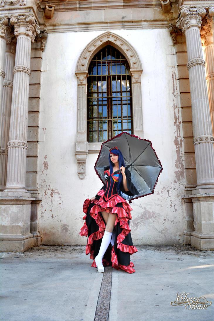 Ryuko Steampunk by Kill la Kill by CherrySteam