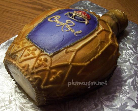 Cake With Crown Royal : Crown Royal Cake by ilexiapsu on DeviantArt