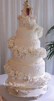 cinderella cake by ilexiapsu