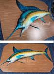 Marlin Fish Cake by ilexiapsu