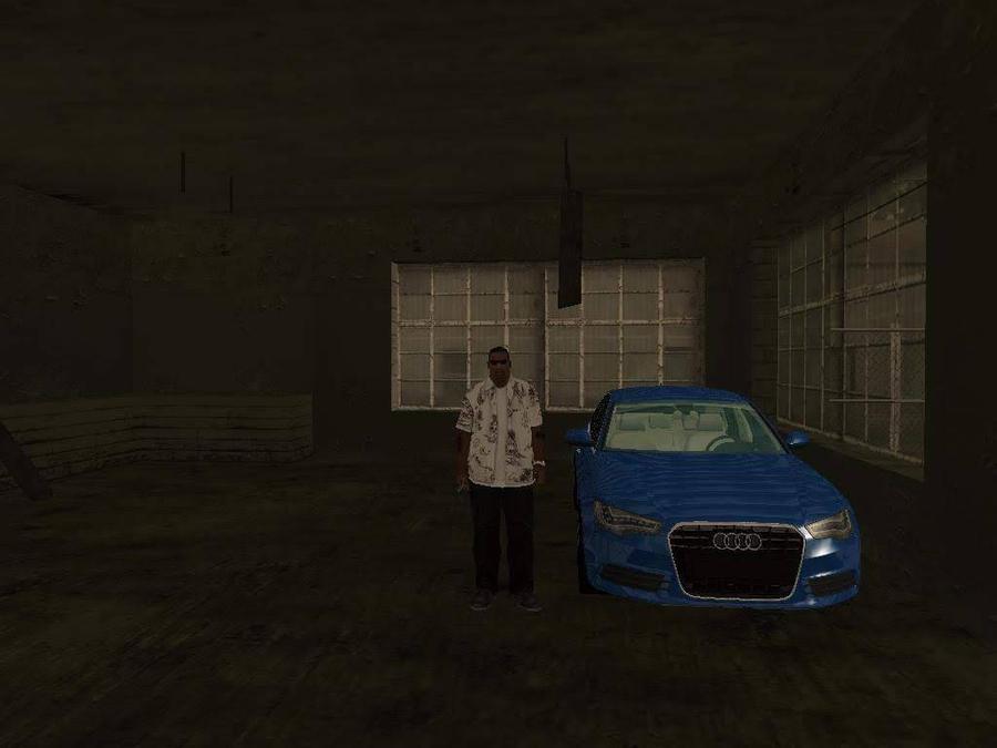 Gta Sa Cj S New Car Audi A6 C7 By Progamer6676 On Deviantart