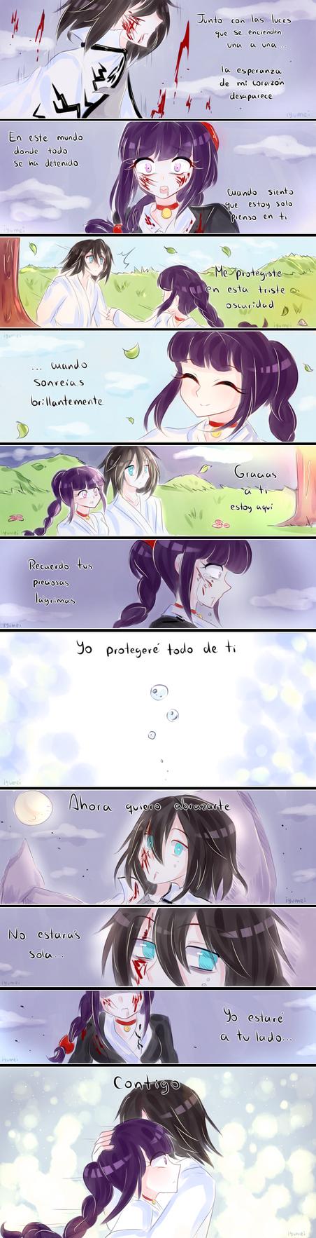 Contigo by iyumei