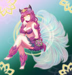 Comm - Elderwood Ahri
