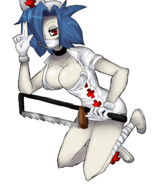 Nurse Valentine by Giga-Puddi