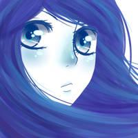 Blue Bitch by Giga-Puddi