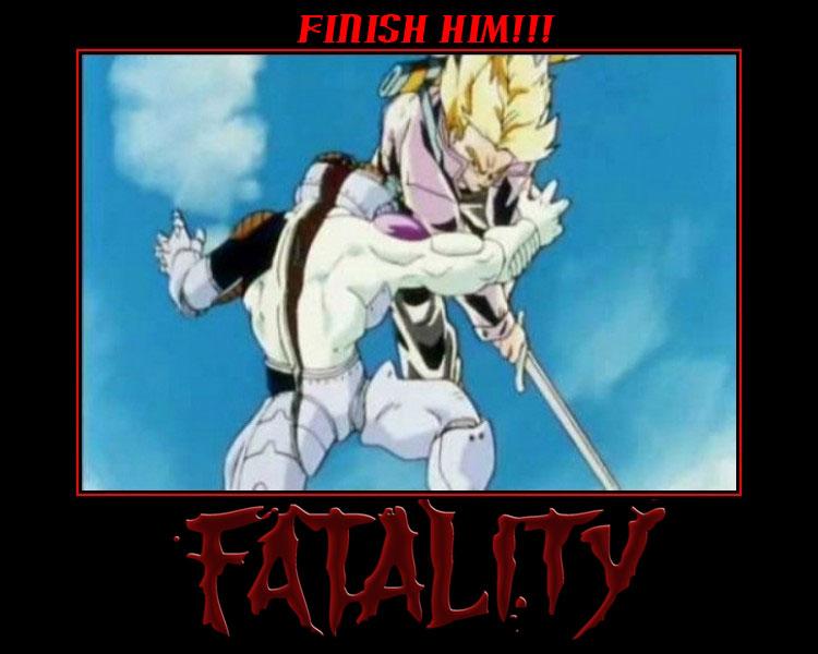 FATALITY by AshuraTheHedgehog199