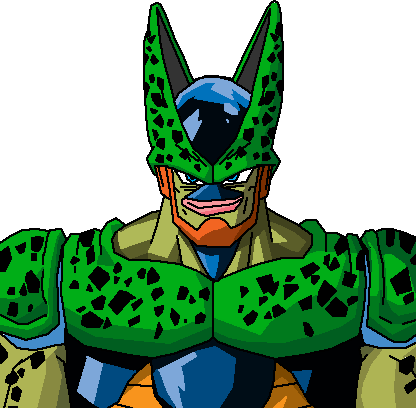 Incomplete Cell by AshuraTheHedgehog199 on DeviantArt