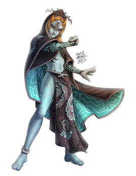 Midna (The Legend of Zelda Twilight Princess)