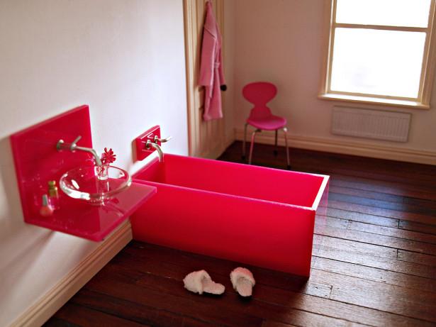 Pink Bathroom Sets By Princerafflesia On Deviantart