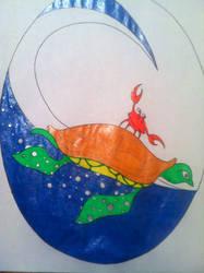 Cowabunga (Adding Color)