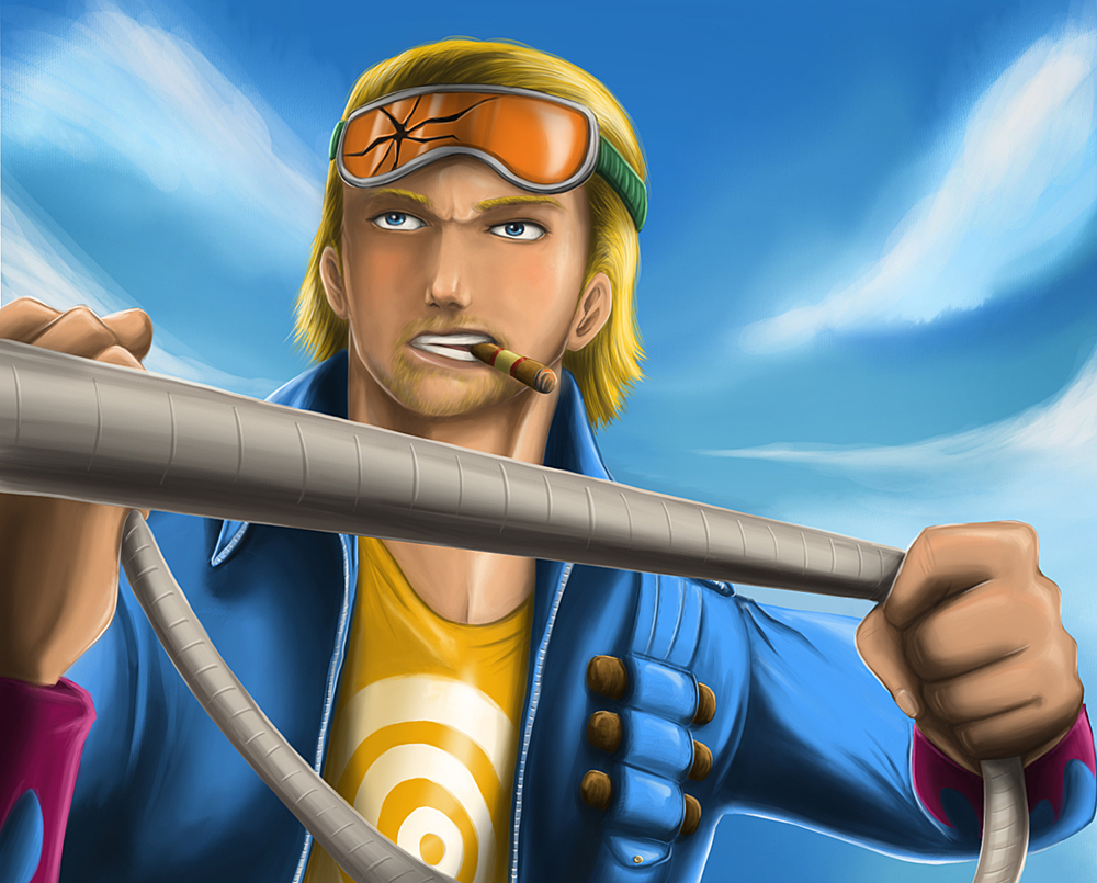 Pauly - One Piece by Katchina-Q2 on DeviantArt