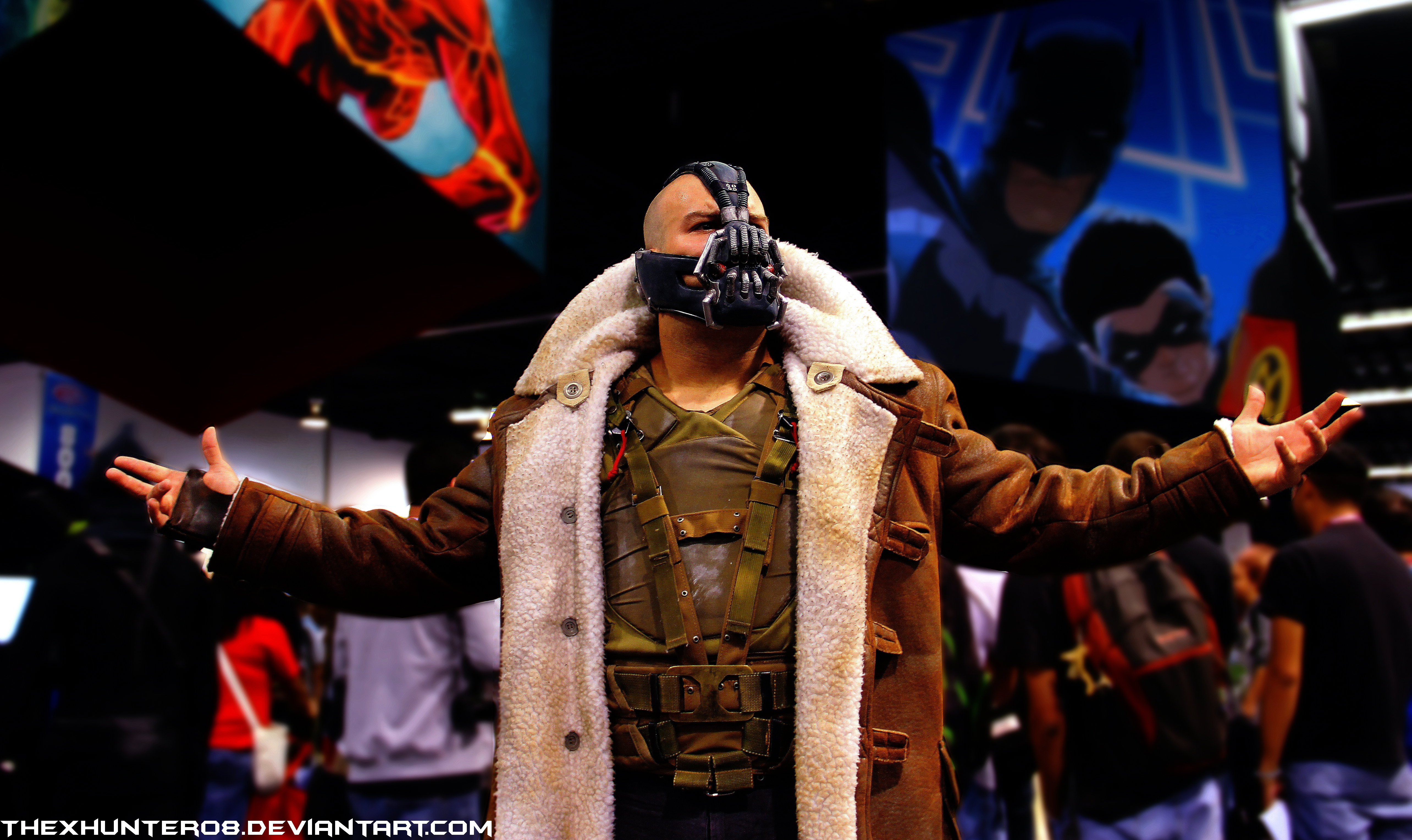 Photo Fridays- Bane by TheXHunter08