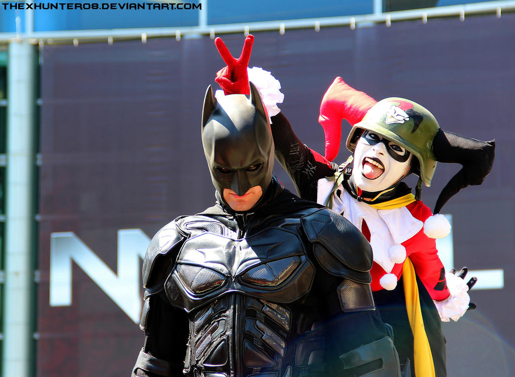 Photo Friday- Batman is not impressed by TheXHunter08 on ...