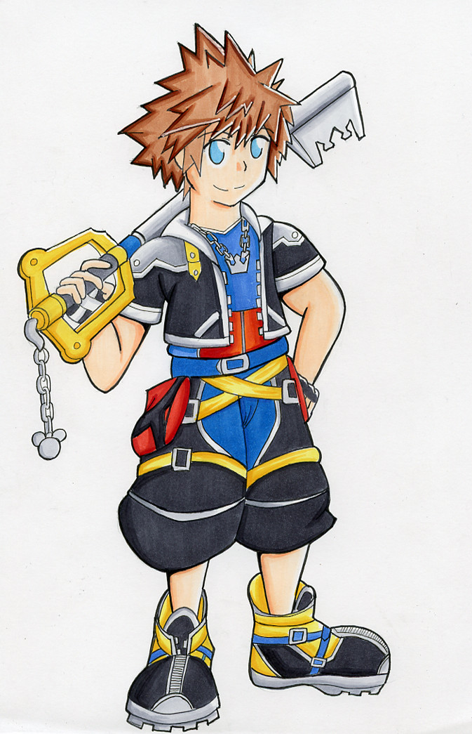 Sora by TheXHunter08