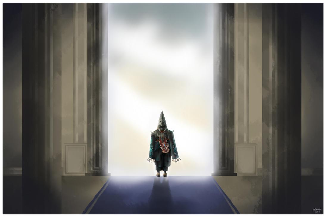 Usurper King by aQuaMu