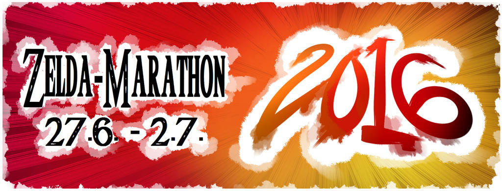 Zelda Marathon 2016 by aQuaMu