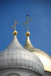 Bulbous domes