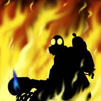 TF2: Pyro: Inferno by vangberg