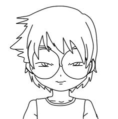Primer avatar Lineart by Nynguno