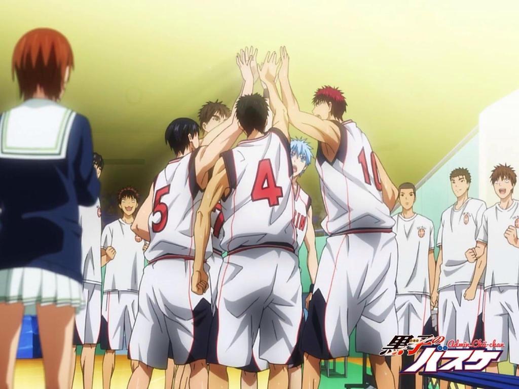 Kuroko No Basket- Seirin by Chii-chanKiraSTARR on DeviantArt Kuroko No Basket Wallpaper Seirin