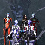 Mass Effect in a different way by Deemonef