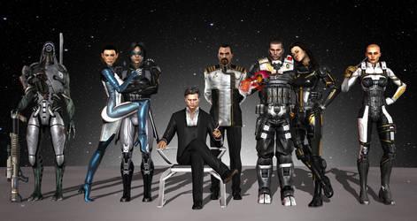 Mass Effect 3: Cerberus