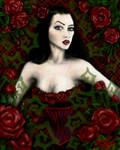 Rose in the Devil's Garden