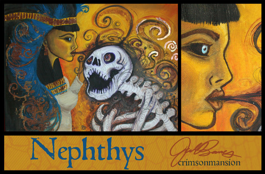 Nephthys by crimsonmansion
