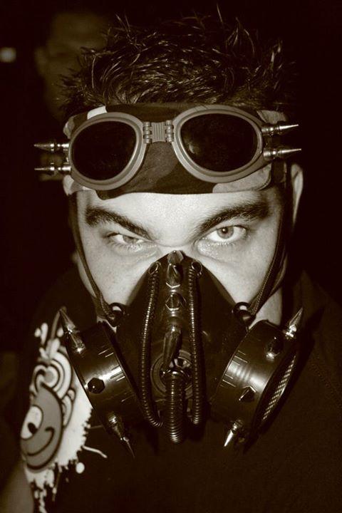 Gas Mask Dan by crimsonmansion