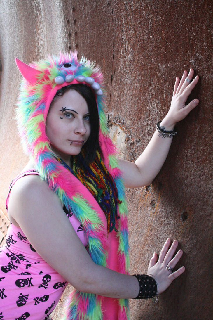 Rainbow Monster 4 by crimsonmansion