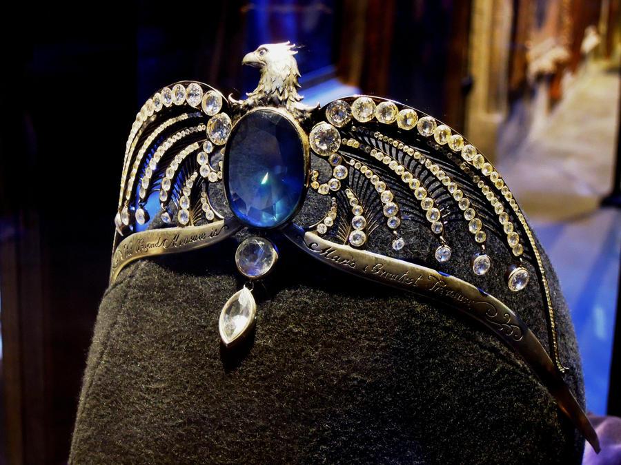 Real Rowena Ravenclaw's Diadem by Lunaticca