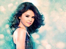 Selena Gomez by xomsdemilovatoxo
