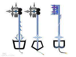 Keyblade: Forgotten by sweetcivic