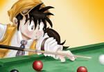 Billiards Anime
