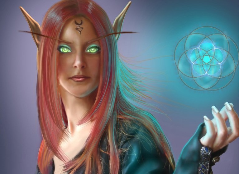 Blood Elf Magic