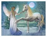 Snow Angel by sweetcivic