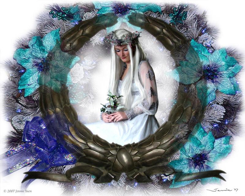 Winter Goddess by sweetcivic